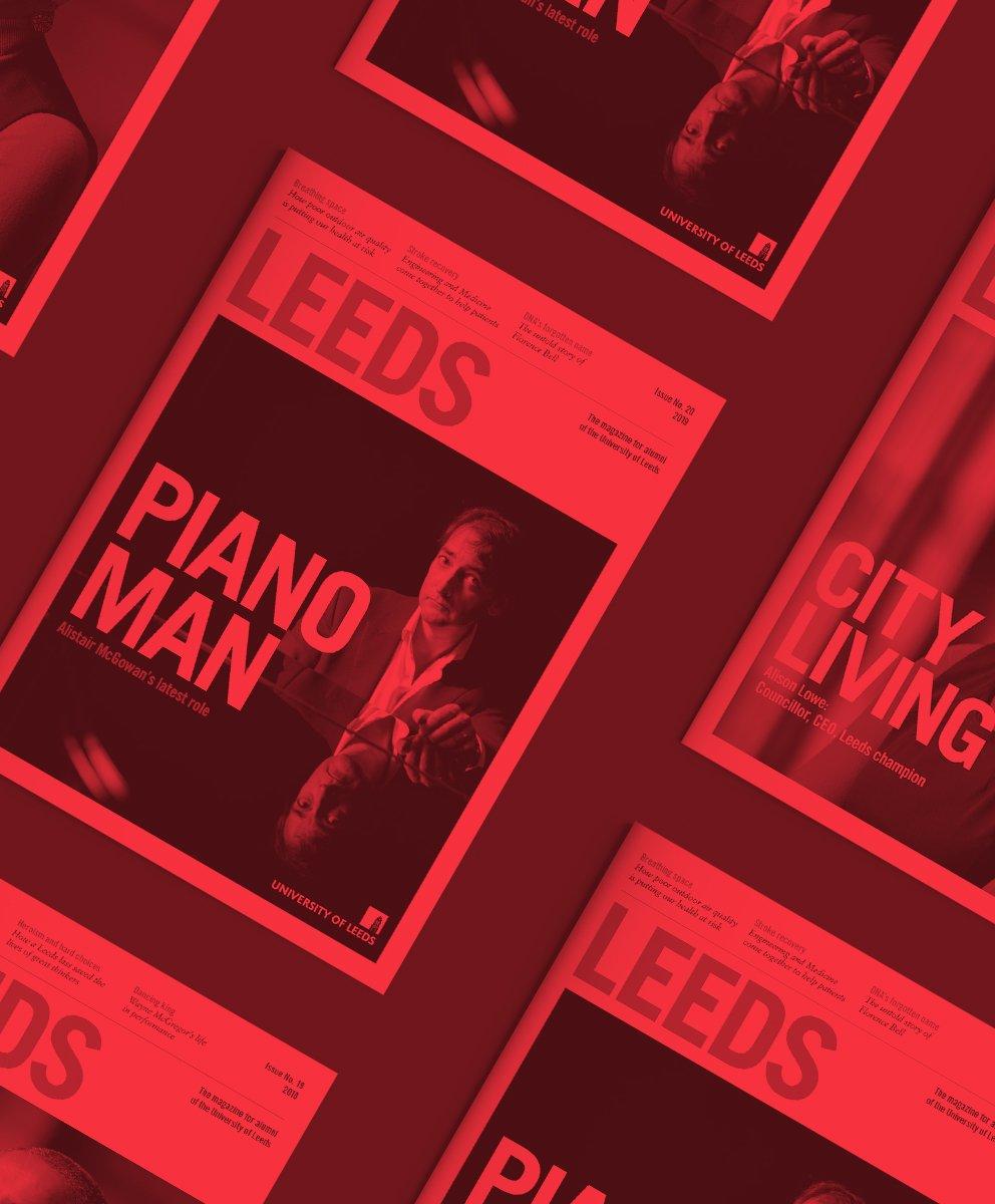 564Alumni Magazine – University of Leeds