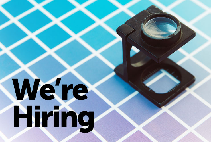 We're looking for a talented digital print assistant