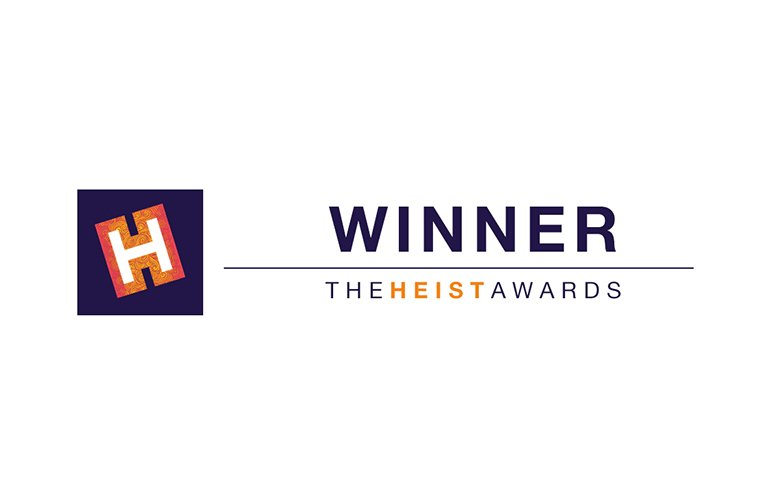 Heist Awards winners logo